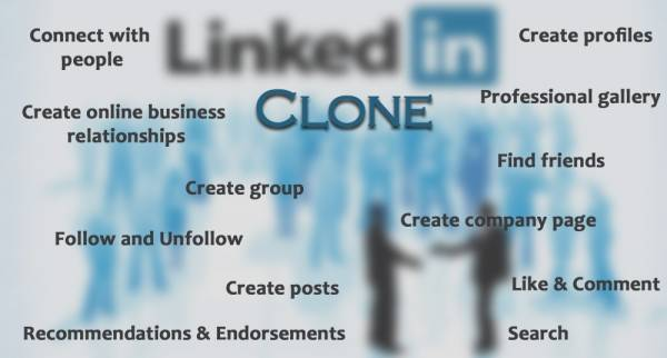 Linkedin Clone - Professional Networking Open Source php script